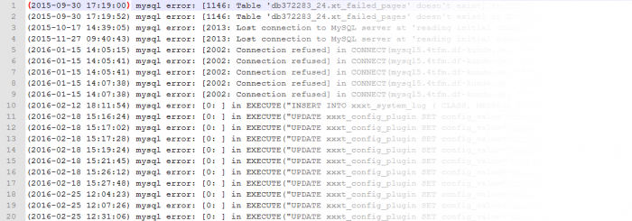 1064 you have an error in your sql syntax: