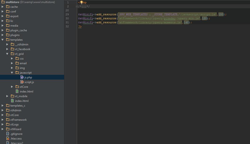 Javascript Template | Javascript In Xt Commerce Einfugen Xtcfaq De