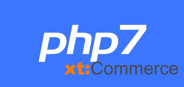 xt:Commerce 5 und php7